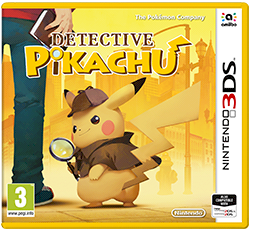 Nintendo 3DS box art